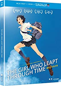 The Girl Who Leapt Through Time (Blu-ray/DVD Combo + UV) from Funimation