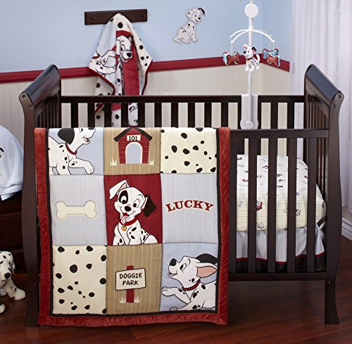 Disney 101 Dalmatians Four Piece Set front-15742