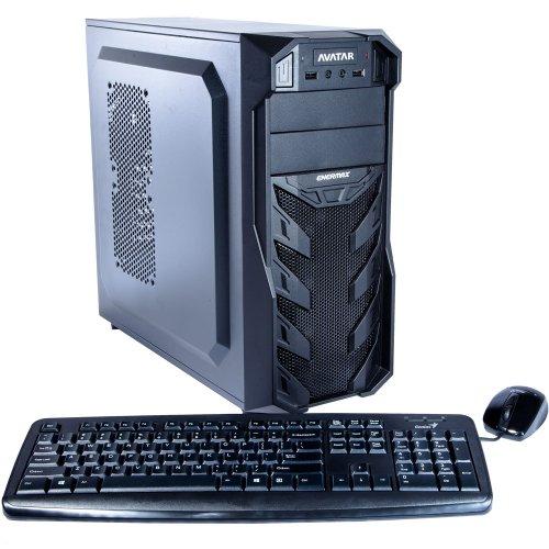 Avatar Gaming PC Gaming FX 6377OC Desktop (Black)