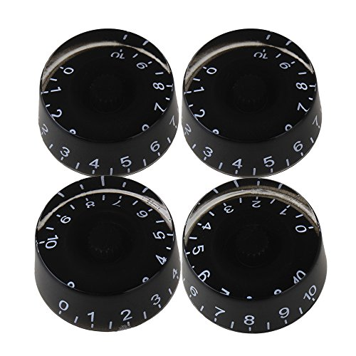 bqlzr-black-speed-control-knob-for-vintage-electric-guitar-pack-of-4