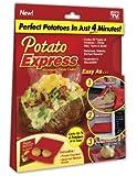 Potato Express 1000188 Microwave Potato Cooker