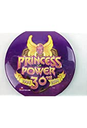 Mattel MOTU Master of the Universe PoP Princess of Power She-Ra 30th Anniversary Buttons Pins Collectible SDCC San Diego Comic Con 2014 Exclusive