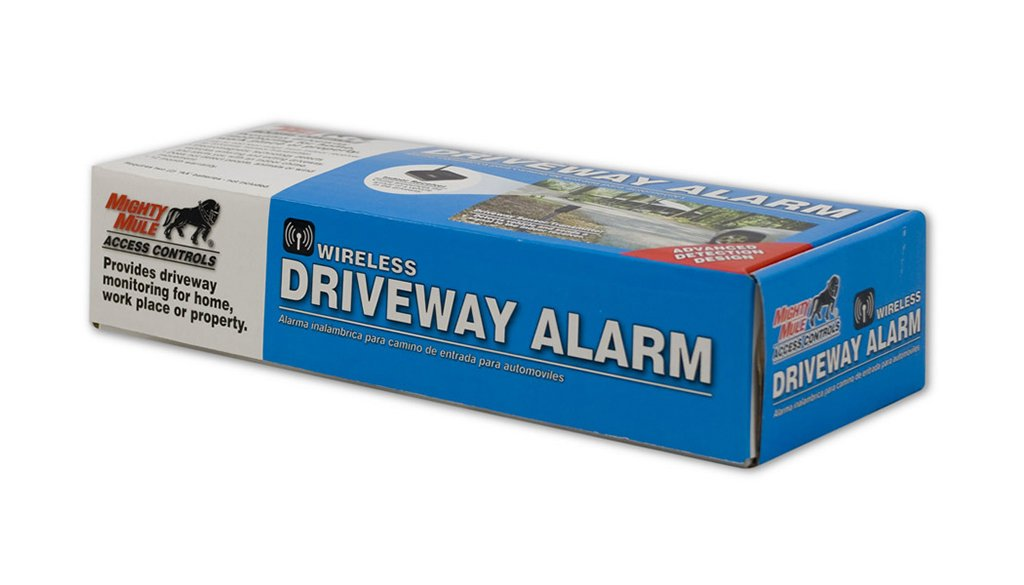 Amazon.com: Mighty Mule Wireless Driveway Alarm (FM231): Home ...