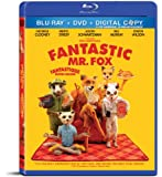 Fantastic Mr. Fox, The [Blu-ray] (Bilingual)