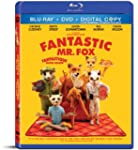 Fantastic Mr. Fox, The [Blu-ray] (Bil...