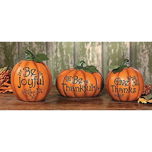 Give Thanks fall home decor