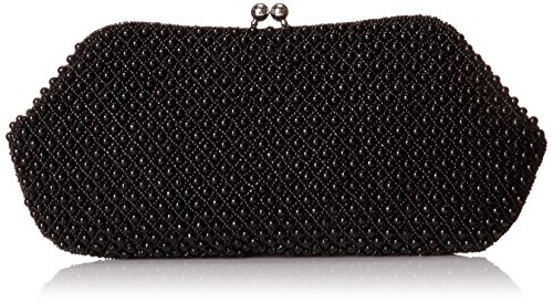 la-regale-fully-beaded-front-pearl-pouch-clutchblackone-size