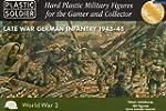 Plastic Soldier 15mm WWII German Infa...