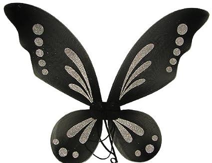 Black Pixie Fairy Costume