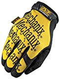 Mechanix Wear MG-01-010 Original Glove, Yellow, Large