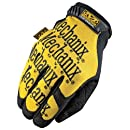 Mechanix Wear MG-01-011 Yellow X-Large Gloves