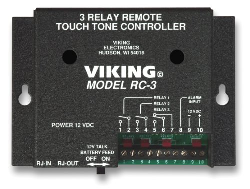 Brand New Viking Electronics Viking 3 Output Controller