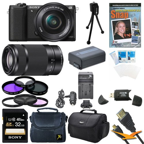 Sony a5100 ILCE5100L/B ILCE5100L ILCE5100 Reviews