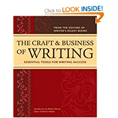 The Craft & Business Of Writing