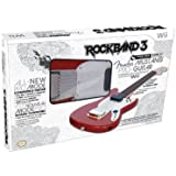 Rock Band 3 Wireless Fender Mustang PRO-Guitar Controller for Wii