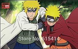 Anime family 061 Naruto - Sasuke NINJA Fighting Hot Japan Anime 22\