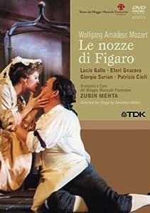 Mozart - Le Nozze di Figaro / Surian, Ciofi, Gallo, Gvazava, Comparato, Donadini, Chama, Bertocchi, Mehta, Florence Opera