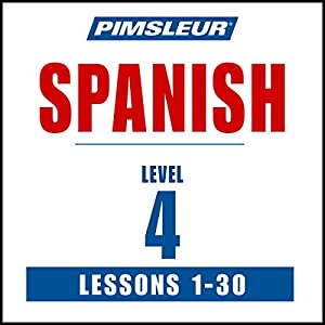 Spanish Level 4 Speech