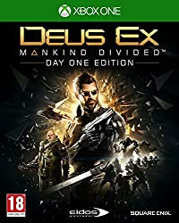 Deus Ex- Mankind Divided - Day One Edition /Xbox One