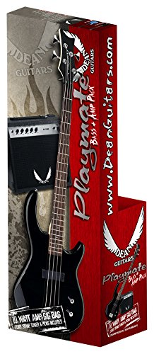 Dean Starter Bass Pack with Edge 09 Bass, Classic Black (Dean Bass Edge 09 compare prices)