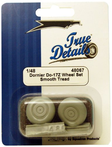 True Details TD48067 Dornier Do 17Z Wheel Set