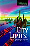 City Limits: Crime, Consumer Culture and the Urban Experience (Criminology)