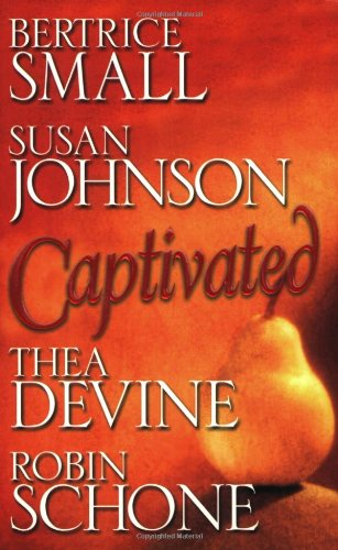 Captivated: Ecstasy/ Bound and Determined/ Dark Desires/ A Lady's Pleasure