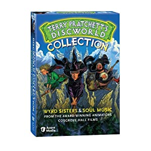 Terry Pratchett's Discworld Collection (Wyrd Sisters / Soul Music) movie