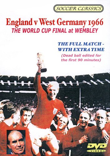 1966 World Cup Final - England V West Germany [DVD]