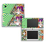 Leela Design Decorative Protector Skin Decal Sticker for Nintendo Dsi