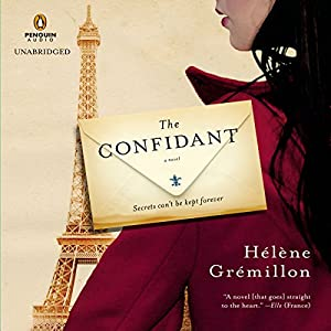 The Confidant Audiobook