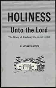 Holiness Unto the Lord: The Story -  8.0KB