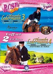 Bi-pack : Alexandra 3 + 4