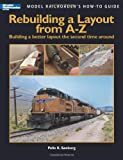 Rebuilding a Layout from A to Z (Model Railroaders How-To Guide)