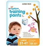 Rite Aid Tugaboos Training Pants for Boys, Jumbo Pack, L/3T-4T, 32-40lbs+, 23 ea