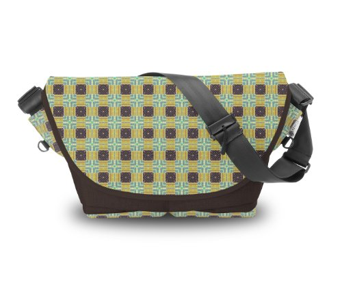 Atrangee Tunisian Blend Messenger Bag (Brown)