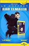 echange, troc Coffret Gad Elmaleh 2 VHS : Décalages au Palais des glaces / La Vie normale