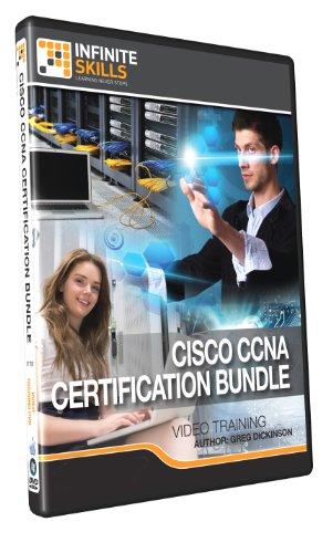 Cisco CCNA Certification Bundle - Training DVD