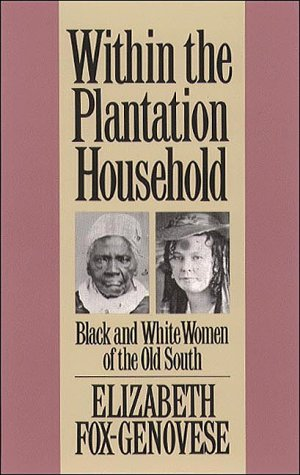 Within the Plantation Household: Black and White Women of the Old South (Gender and American Culture), Elizabeth Fox-Genovese
