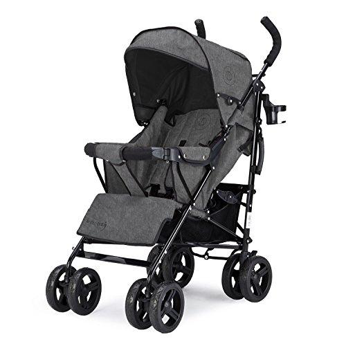Knorr-baby-846701-Buggy-Crosser-Melange-Gris