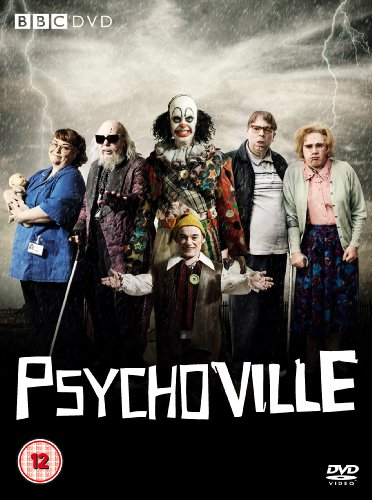 Psychoville - Series 1 (Digipack Edition) [DVD]