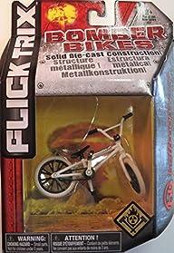 Flick Trix Die-cast Bomber Bikes – Ho…