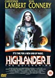 echange, troc Highlander 2 - The Quickening [VHS] [Import anglais]