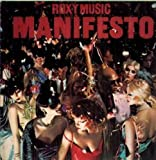 MANIFESTO LP (VINYL ALBUM) UK POLYDOR 1979