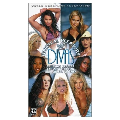 WWF Divas Sex on the Beach [2002, Рестлинг, SATRip]