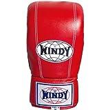 WINDY(ウィンディ) パンチンググローブ TBG-2 カラー赤