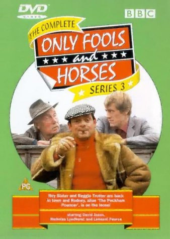 Only Fools and Horses – The Complete Series 3