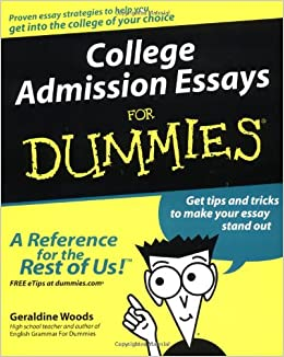 essay writting for dummys How did you write your university essays real life blow-by-blow accounts please.