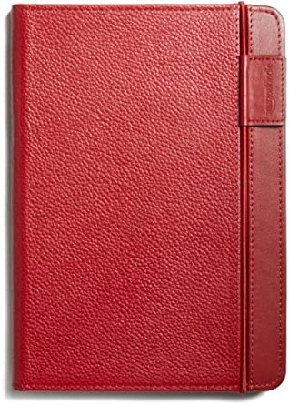 """Kindle Leather Cover, Burgundy Red (Fits 6"""" Display, 2nd Generation Kindle)"""