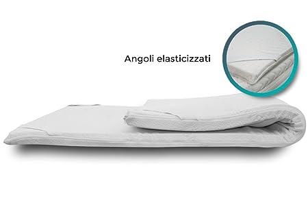 Décoration 100% pur Latex naturel Conditionneur pour matelas ou sur-matelas piazza e mezza 120x200